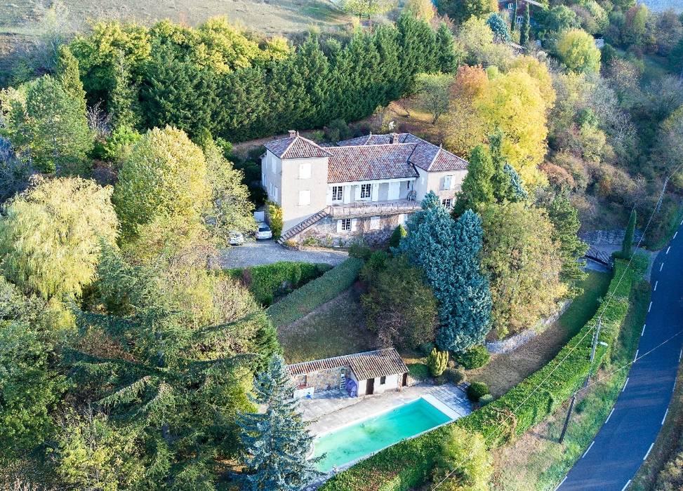 Villa Limonest 9 Pieces 340 M Vue D Exception Dabreteau